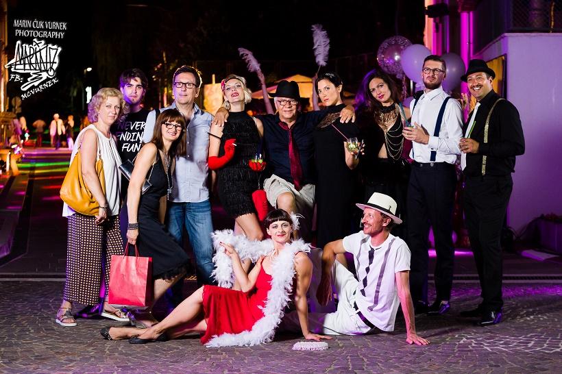 Great Gatsby Night by Milenij hoteli; 1.7.2016.