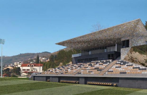 Projekcija novog stadiona