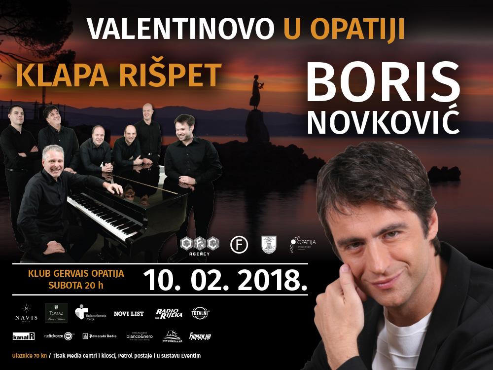 OFC - Boris Novkovic jumbo plakat 400x300