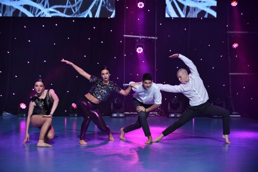 Riječki plesni centar K2K osvojio brojne medalje na DanceFestu u Novom Sadu