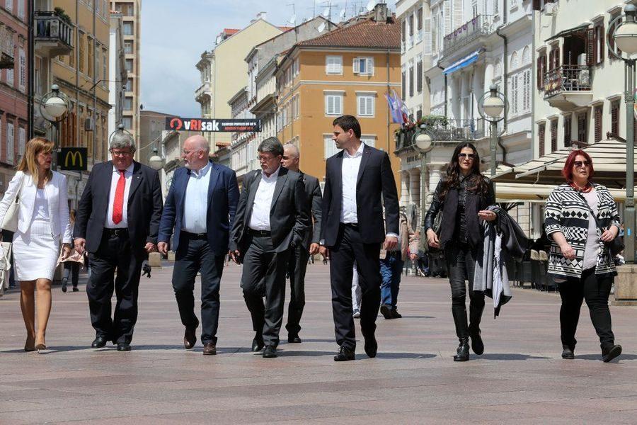 Timmermans: Rijeka je simbol onoga čemu Europa teži