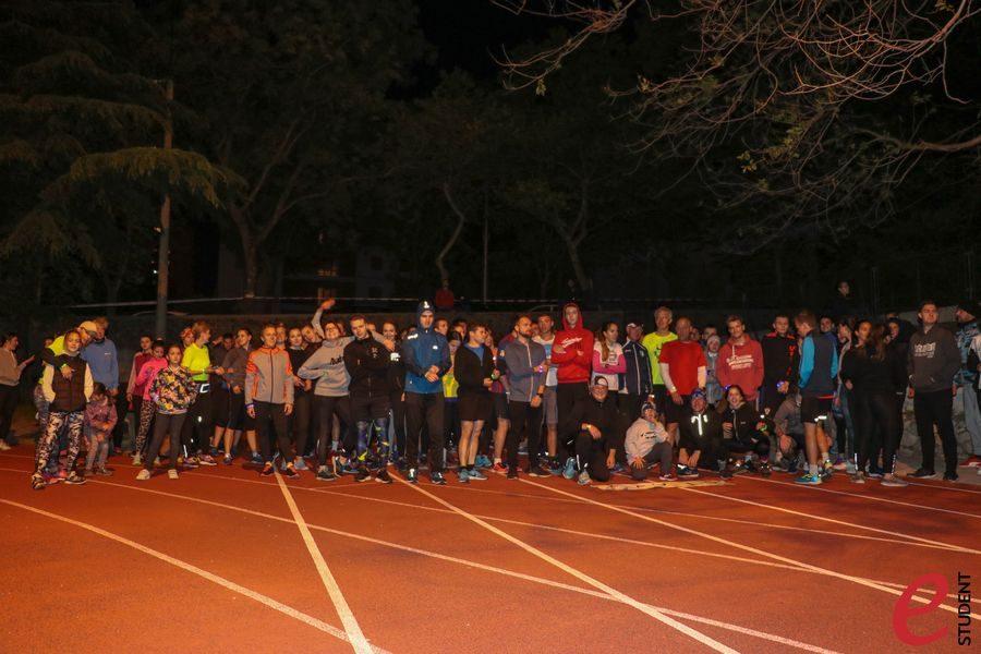 """150 natjecatelja sudjelovalo u noćnoj utrci """"Zasvijetli za druge"""""""