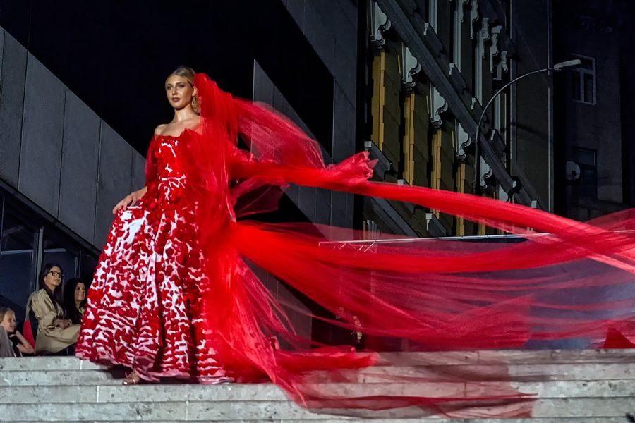 Riječke stepenice i njihove ljepotice ponovno oduševili ljubitelje mode