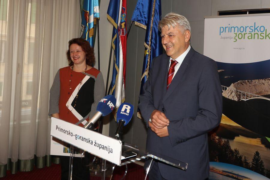 Komadina: Novi krug porezne reforme PGŽ odnosi 12 milijuna kuna
