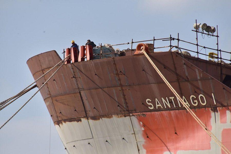 Uljanik od 3. maja nemilosrdno zahtijeva plaćanje troškova od 1,3 milijuna kuna za brod Santiago