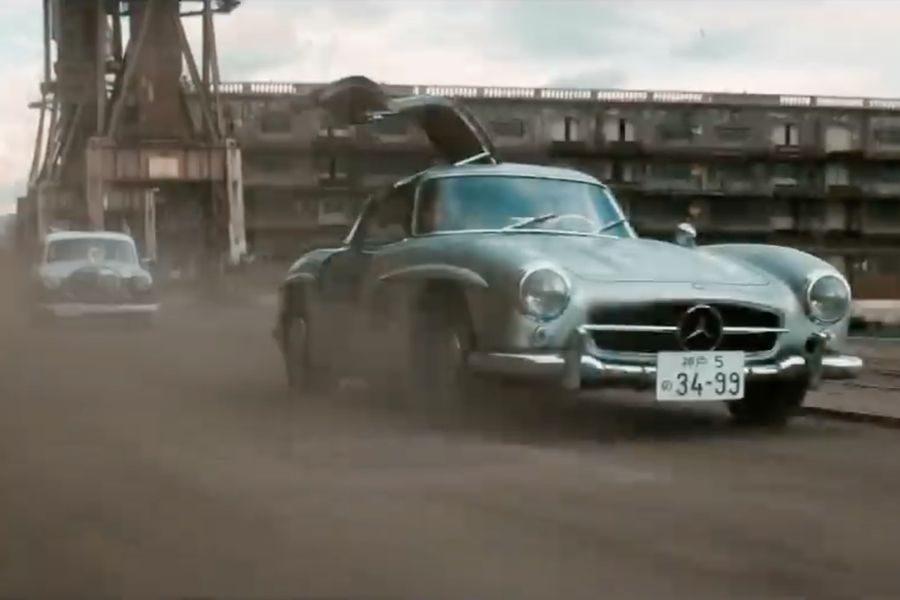 Mercedes Benz objavio reklamu za model EQC koji se snimao i u Rijeci