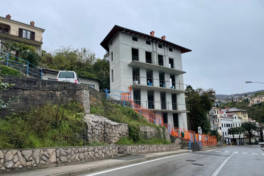 """Ika Tower"""" je zapravo rekonstrukcija zgrade koja je takva bila i prije  50-ak godina – Fiuman.hr"""