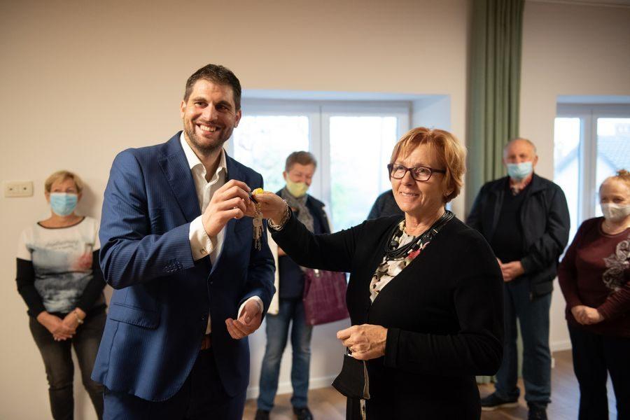 Matuljska udruga umirovljenika i starijih osoba predstavila novouređene prostore u Domu Rukavac