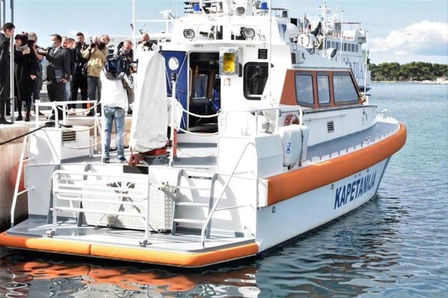 Dva otoka u PGŽ-u dobit će hitnu pomorsku medicinsku službu